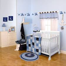 Nautica Quilts Eclectic Nursery And Anchor Bedroom Blue Walls Flags Nautical Nursery Playroom Storage Bench Toy Storage Wall Art Wall Decor Wallpaper Wallpaper Border Finefurnished Com