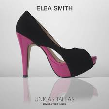 Elba Smith - Taco 12cm Y 3cm de plataforma te hace un taco...   Facebook