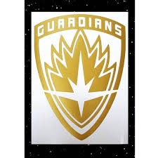 Guardians Of The Galaxy Car Decal Guardians Of The Galaxy Etsy