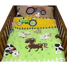 farm cot bed duvet cover sets cot bed