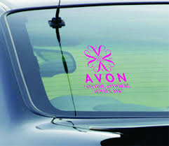 Here Is A New Avon Window Decal Of Avon S Iconic 4a Logo Avon Window Decal Are 5 Each Or 10 Each If Customized Plus Avon Marketing Avon Avon Representative