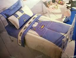 boys oshkosh twin sheet set blue