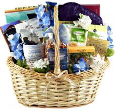 bereavement and sympathy gift baskets