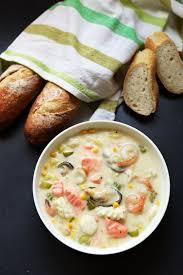 Seafood Chowder - Ang Sarap