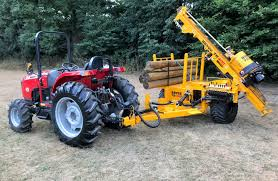 Trailed Post Driver That Makes Do With A Small Or Elderly Tractor Agriland Co Uk