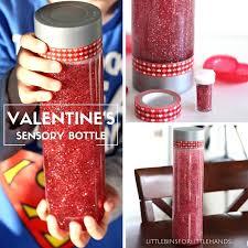 glitter glue calm down jar