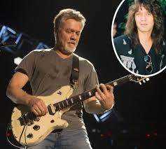 Eddie Van Halen Dead At 65 - Perez Hilton