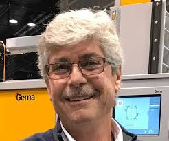 Chris Merritt Celebrates 35 Years at Gema | Products Finishing