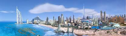 Dubai city portrait   Nissim Men Photography