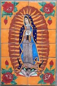 mexican talavera 30 mosaico mural de