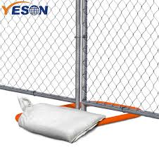 China Good Quality Temporary Fence Chain Link Temporary Fence Yeson Factory And Manufacturers Yeson