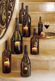 fun and creative diy wine bottle crafts
