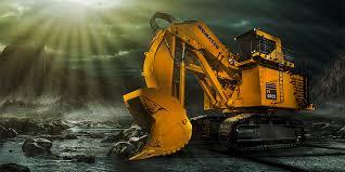 go back gallery for komatsu excavator