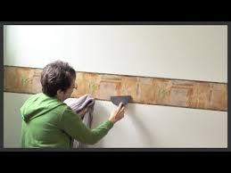 install prepasted wallpaper border