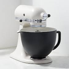 kitchenaid ceramic matte black bowl