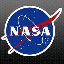 Nasa Logo Sticker Usa Meatball Space Car Truck Window Vinyl Decal Fs2264 Ebay