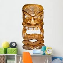 Tiki Wall Decal Wallmonkeys Com