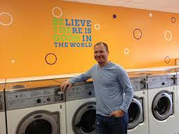 Ark Valley News - Entrepreneur takes ownership of laundromat