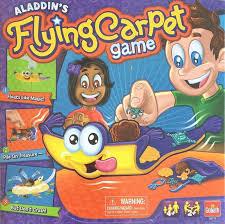 flying carpet board game boardgamegeek