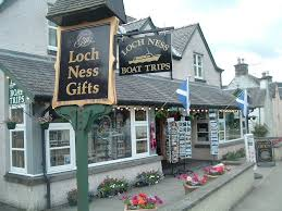 loch ness gifts in inverness visit