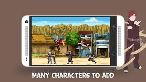 Ninja War: Konoha Defenders for Android - APK Download