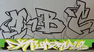 wildstyle graffiti letters abc step