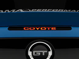 Sec10 Mustang Coyote Third Brake Light Decal 26337 11 14 All