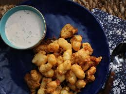 beer battered cheese curds with