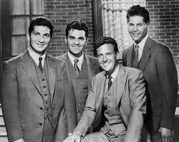 Abel Fernandez, Paul Picerni, Robert Stack and Nicholas Georgiade - The  Untouchables | Actors, Tv shows, Classic detective