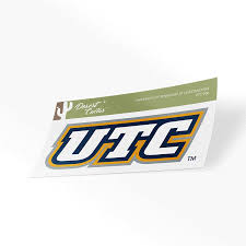 Amazon Com University Of Tennessee At Chattanooga Utc Mocs Ncaa Vinyl Decal Laptop Water Bottle Car Scrapbook Sticker 006 Arts Crafts Sewing
