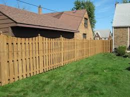 Fence Staining Sadler Fence And Staining