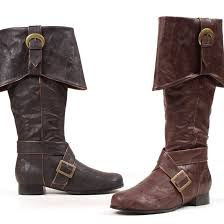 mens pirate boots ala jack sparrow