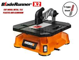 Worx Wx572 Bladerunner Bench Top Jigsaw Table Saw Goldpeak Tools Ph