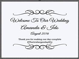 Amazon Com Best Design Amazing Decals Custom Wedding Decal Vinyl Wedding Decal Add To Windows Mirrors Chalkboards Wood Signs Made In Usa Home Kitchen