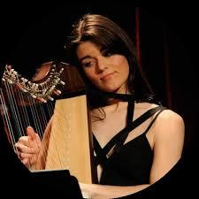 top wedding harpist hire event