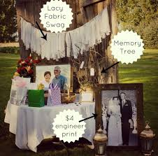 diy 50th wedding anniversary ideas