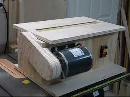 v drum sander build part 3 homemade