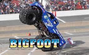 bigfoot monster truck wallpaper hd