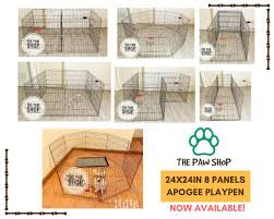 8 Panels Playpen Dog Fence Pets Supplies Pet Accessories On Carousell