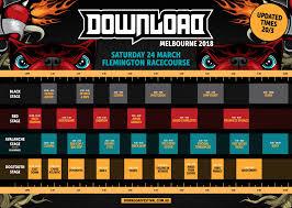 Download Festival Melbourne 2018 Set ...