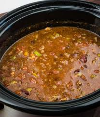 best crock pot chili video the