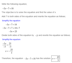 glencoe algebra 1 solutions chapter 3