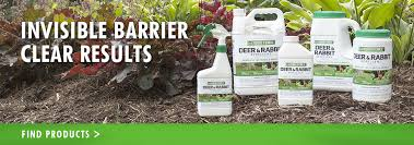 Liquid Fence Animal Repellent For Lawn And Garden