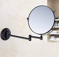 mirror 3x magnification wall mounted
