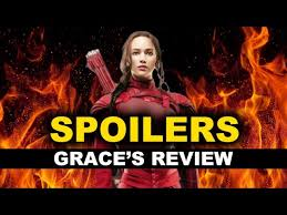 mockingjay part 2 spoilers review
