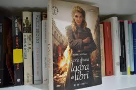 LIBRI: Storia di una ladra di libri (M. Zusak) - Venerdì del libro
