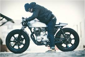 yamaha xs360 by the hookie