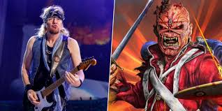 Adrian Smith Reveals The Important Secret About Iron Maiden
