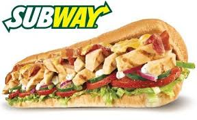 subway footlong sandwich cl action