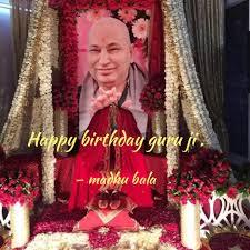 happy birthday guru ji quotes writings by madhu yourquote